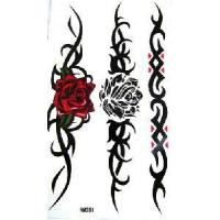 Fashion Tattoo Sticker (N012) Manufactures