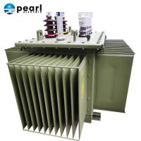 China High Power Liquid Immersed Transformer / Encapsulated Three Phase Power Transformer on sale