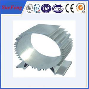 Quality aluminum extrusion electronic component Enclosure, anodizing aluminium enclosure for sale