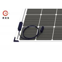 385W 72 Cells Solar Electric Panels , Monocrystalline Solar Panels For Home Manufactures