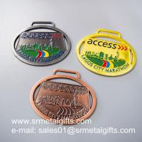 China Custom unique metal medals maker in China for customized metal medals on sale