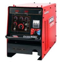Lightweight Lincoln Electric Mig Welder / Red Lincoln Mig Welding Machine Manufactures