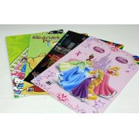 China Home Recyclable Saddle Stitch Book Binding , Children Story Book Printing on sale
