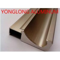 High Precision Aluminium Kitchen Profile / Extruded Aluminum Profiles Manufactures
