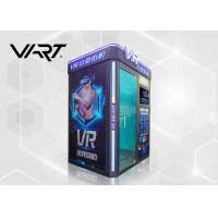 Buy cheap Coin Operated / Self - service Virtual Reality Room for Game Center from wholesalers