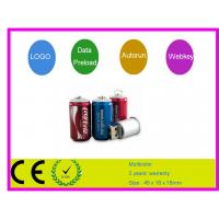 Coca cola bottle shape 1G 2G 4G 16G 32G Customized USB Flash Drive AT-308 Manufactures