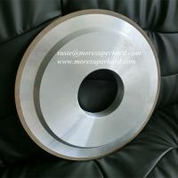 14A1 resin diamond grinding wheels for carbide Manufactures