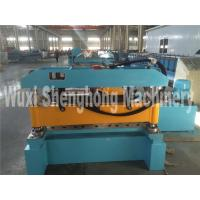 27.5-35.5Kw Floor Decking Forming Machine / Steel Roll Forming Equipment For Floor Bearing Plate Manufactures