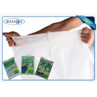 Extra Width Weed Block Landscape Fabric Packing With Bag / White / Black Color With UV Protection Manufactures