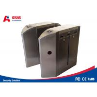 Quality Metal Office Security Portable Explosive Detector Tripod Turnstile Hospital Access Control Turnstile for sale