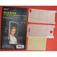 High-quality Mirror Screen Protector for iPhone 4G / IPHONE 4G MIRROR SCREEN PROTECTOR Manufactures
