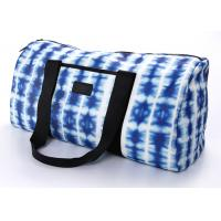 Short - Haul Fancy Women Travel Handbags With Printed Pattern Manufactures