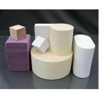China therma small heat resistance Dense Cordierite Ceramic honeycomb used in industry on sale