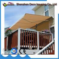 Balcony arm retractable awning/patio awning/motorized awning/terrace retractable awning Manufactures