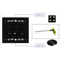 Buy cheap Double Faces SMD Led Video Wall Panel , Front Maintenance Led Display 320X 320mm from wholesalers