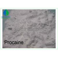 99% Local Anesthetic Drugs Procaine for Pain Killer CAS 59-46-1 Manufactures