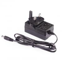 EN55032 12V1.5A AC DC Adapter Power Supply  PC Shell CB Nemko Certificated Manufactures
