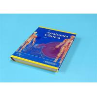 Quality Thickness Hardcover Book Printing Services with 1088 Pages Sewing Binding A4 for sale