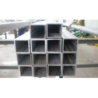 Rectangle Special Steel Pipe , Metal Square Tubing For Agricultural Machinery Manufactures