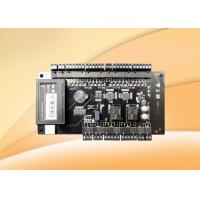 Anti - Passback Two Doors Access Control Board With Power Box Manufactures