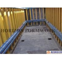 Push Pull Brace Climbing Scaffolding System Tailored Beams To Support Wall Form Manufactures
