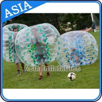 China 1.8m Gaint Human Sized Bubble Soccer Ball For Football Competition on sale