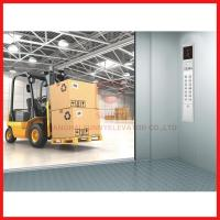 Gear Freight High Speed Elevator Energy Saving With Vvvf / Large Space Manufactures