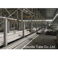 China Seamless Nickel Alloy Tube UNS N02200 With High Electrical Conductivity on sale