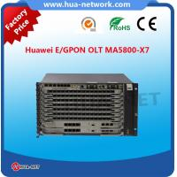 Buy cheap HUAWEI original OLT MA5800-X7 in stock for wholesale from HuaNet from wholesalers