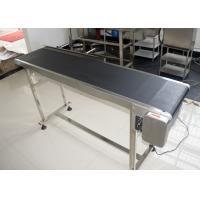 Customized Industrial Conveyor Belt Machine Adjustable Sized For Inkjet Printer Manufactures