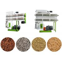 China Simple Pellet Making Machine Wear Resistant Material Long Service Life on sale