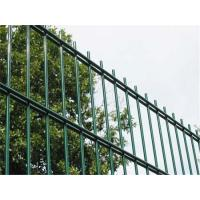 Double Welded Wire Fence Panels, Easy Installation Powder Coated Wire Mesh Fencing Manufactures