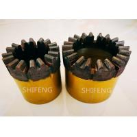 China Diamond core drill bit for hardest rock:  HRC 5 geological drilling impregnated on sale