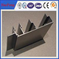 Quality New! powder coated aluminium extruded profiles aluminium curtain wall manufacturers for sale
