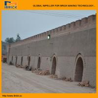 India clay brick fired kiln automatic coal firing clay brick hoffman kiln Manufactures