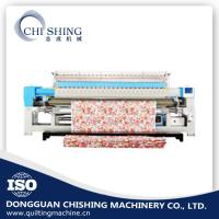 Large Area Multi Head Embroidery Machine For Mattress Protectors , Oven Gloves Manufactures