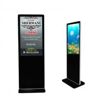 Usb Sd Card Auto Play Digital Signage Kiosk Built In NAND Flash Memory 8GB Manufactures