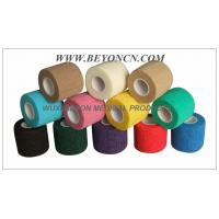 Cohesive Bandage, High tensile Colored Elastic Non - Woven Hand Tearable Manufactures