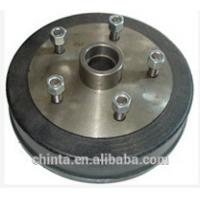 Electric brake drum, trailer hub drum for Ford, Holden, HT Manufactures