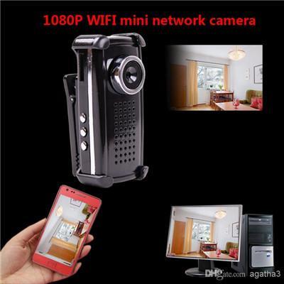 Hidden Camera | H.264 1080P Mini DV DVR WIFI Camera Wireless Hidden Camera Audio video Recorder Mini camcorder Remote Control Z2
