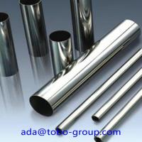 UNS32750 Alloy 32750 Duplex Stainless Steel Pipe OD3 - 200mm WT0.5 - 12 mm Manufactures