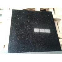 Quality Star Black Galaxy Granite Counter Top,Vanity Tops,Black Galaxy Granite Tiles,Imported Granite Tile for sale