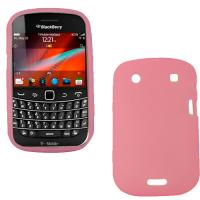 Silicone Case Cover for BlackBerry Bold Touch 9900 Manufactures