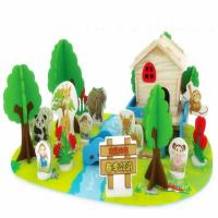 EVA 3d puzzle - four seasons ( spring, summer, autumn, winter) Manufactures