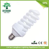 30W Full Spiral Energy Saving Lamp Bulbs / Power Saving Lamp With Long Life 6000H Manufactures
