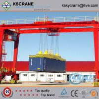 Factory Direct Sale 100ton Boat Lifting Mobile Gantry Crane Manufactures