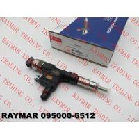 DENSO Genuine common rail injector 095000-6510 for TOYOTA, HINO 23670-79015, 23670-79016, 23670-79017, 23670-E0081 Manufactures