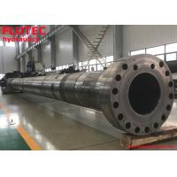 Hydraulic Cylinder Accessories Barrel Bore 480x Stroke10800 For Main Cylinder Of Draw Bench Manufactures