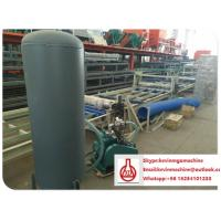 Agricultural Straw Board Machine , Fire Proof Wheat Lightweight Wall Panel Machine Manufactures