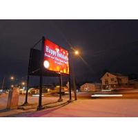 P6 Smd Indoor / Outdoor LED Billboards , Full Clolor Led Screens For Advertising Manufactures